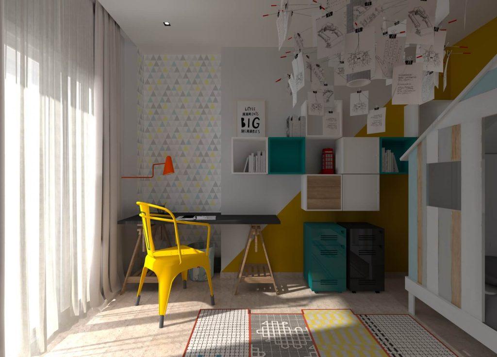 architecture d'intérieur décoration tunis