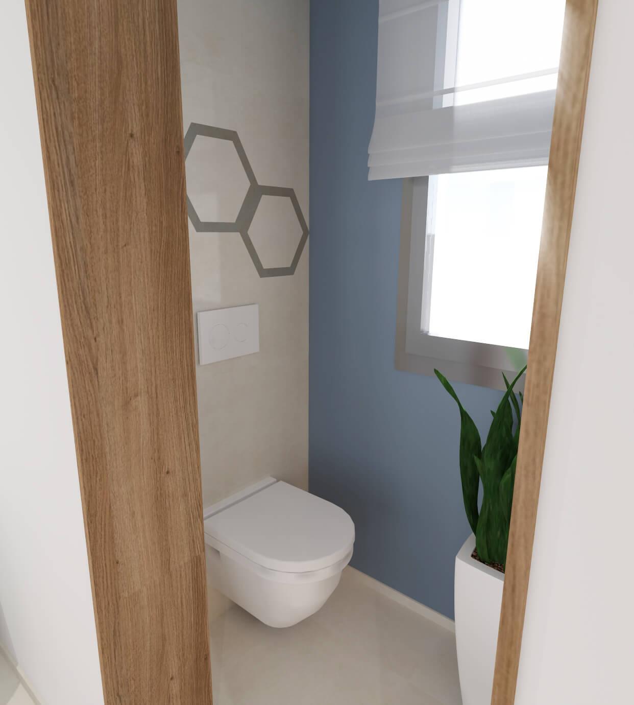 Comment Decorer Les Wc salle de bain parents 6 wc - aquarelle - bureau d