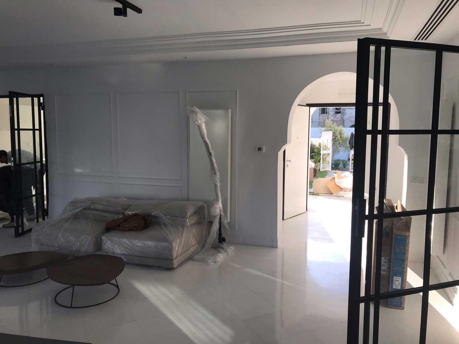 architecture d'intérieur tunis