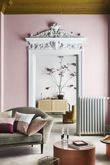 mélange de styles décoration intérieur tunis